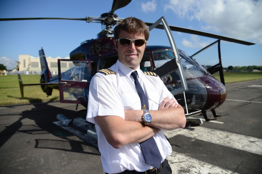 Helicopter Pilot for Hire in Scotland | John Mckenzie Army Helicopters In Action